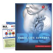 Basic Life Support (BLS) Provider Manual (Student manual/workbook) Item 15-1010 by American Heart Association, 9781616694074