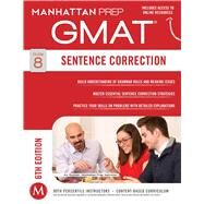 GMAT Sentence Correction by Unknown, 9781941234075