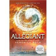 Allegiant by Roth, Veronica, 9780062024077
