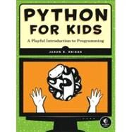 Python for Kids by Briggs, Jason R., 9781593274078