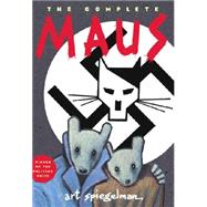 Maus: A Survivor's Tale by Art Spiegelman, 9780141014081
