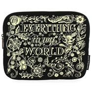 Emma Bridgewater Black Scroll Tablet Case by Bridgewater, Emma, 9781454924081