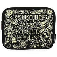 Emma Bridgewater Black Scroll Tablet Case by Bridgewater, Emma, 9781454924081