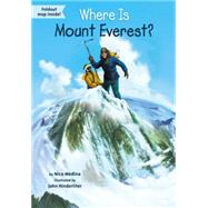 Where Is Mount Everest? by Medina, Nico; Hinderliter, John, 9780448484082