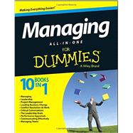Managing All-in-one for Dummies by Brounstein, Marty; Economy, Peter; Hildebrandt, Terry; Kindel, Stephen; Lloyd, Ken, Ph.d., 9781118784082