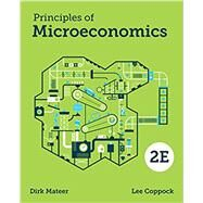 Principles of Microeconomics + Ebook, Smartwork5, and InQuizitive by Mateer, Dirk; Coppock, Lee, 9780393614084