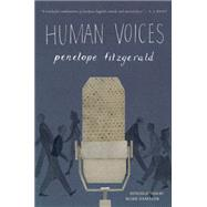 Human Voices by Fitzgerald, Penelope; Damazer, Mark, 9780544484085