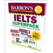 Barron's IELTS Superpack by Lougheed, Lin, 9781438074085
