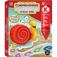 Comprehensive Curriculum of Basic Skills, Grade Pk by Thinking Kids; Carson-Dellosa Publishing Company, Inc., 9781483824086
