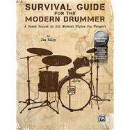 Survival Guide for the Modern Drummer by Riley, Jim, 9780692284087