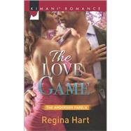 The Love Game by Hart, Regina, 9780373864089