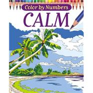Color by Numbers - Calm by Woodroffe, David, 9780785834090