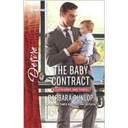 The Baby Contract by Dunlop, Barbara, 9780373734092