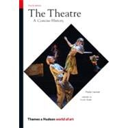 The Theatre (World of Art) by HARTNOLL,PHYLLIS, 9780500204092
