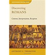 Discovering Romans by Thiselton, Anthony C., 9780802874092