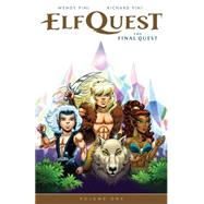 Elfquest 1 by Pini, Wendy; Pini, Richard, 9781616554095