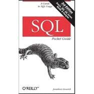 Sql Pocket Guide by Gennick Jonathan, 9781449394097
