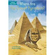 Where Are the Great Pyramids? by Hoobler, Dorothy; Hoobler, Thomas; Hoare, Jerry, 9780448484099