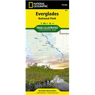 National Geographic Trails Illustrated Map Everglades National Park, Florida, USA by National Geographic Maps, 9781566954099
