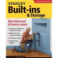 Stanley Built-ins and Storage by Fine Homebuilding; Glennon, Christina, 9781631864100