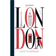 London Sketchbook by Brooks, Jason, 9781780674100