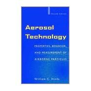 Aerosol Technology : Properties, Behavior, and Measurement of Airborne Particles by Hinds, William C., 9780471194101