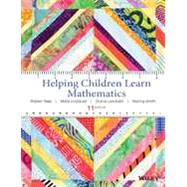 Helping Children Learn Mathematics by Reys, Robert; Lindquist, Mary M.; Lambdin, Diana V.; Smith, Nancy L., 9781118654101