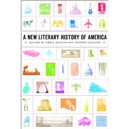A New Literary History of America by Marcus, Greil; Sollors, Werner, 9780674064102