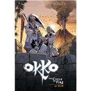 Okko 4: The Cycle of Fire by Hub, 9781608864102