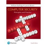 Computer Security Principles and Practice by Stallings, William; Brown, Lawrie, 9780134794105