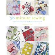 30 Minute Sewing: What Can You Sew in Half an Hour or Less? by Love, Heather M., 9781438004105