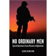 No Ordinary Men by Horn, Bernd; Lawson, General T.j., 9781459724105