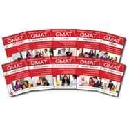 Complete GMAT Strategy Guide Set, 6th Edition by Manhattan Prep, -, 9781941234105