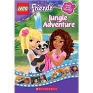 LEGO Friends: Jungle Adventure (Chapter Book #6) by Unknown, 9780545794107