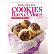 Taste of Home Cookies, Bars & More by Taste of Home, 9781617654107