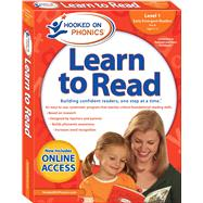 Hooked on Phonics Learn to Read Level 1 Pre-K, Ages 3-4 by Perl, Erica; Gargiulo, Susan; McPhail, David; Ginns, Russell; Hillman, David, 9781940384108