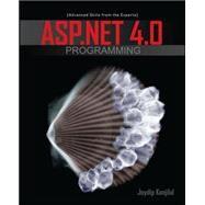 ASP.NET 4.0 Programming by Kanjilal, Joydip, 9780071604109