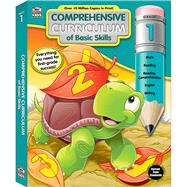 Comprehensive Curriculum of Basic Skills, Grade 1 by Thinking Kids; Carson-Dellosa Publishing LLC, 9781483824109