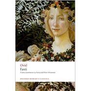 Fasti by Ovid; Wiseman, Anne; Wiseman, Peter, 9780192824110