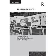 Sustainability by Pfister; Thomas, 9780415714112