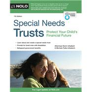 Special Needs Trusts by Urbatsch, Kevin; Fuller-Urbatsch, Michele, 9781413324112