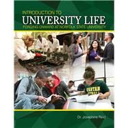 Introduction to University Life: Forging Onward at Norfolk State University by Reid, Josephine, 9781465284112