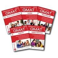 GMAT Quantitative Strategy Guide Set, 6th Edition by Manhattan Prep, -, 9781941234112