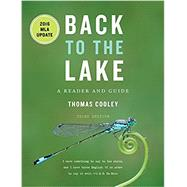 Back to the Lake by Cooley, Thomas, 9780393624113