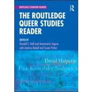 The Routledge Queer Studies Reader by Hall; Donald E., 9780415564113