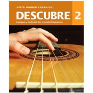 Descubre 2: Student Edition, VText, Supersite & eCuaderno by VHL, 9781618574114