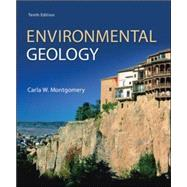Environmental Geology by Montgomery, Carla, 9780073524115