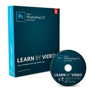 Adobe Photoshop CC (2015 release) Learn by Video by McCathran, Kelly, 9780134384115