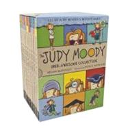 The Judy Moody Uber-Awesome Collection by MCDONALD, MEGANREYNOLDS, PETER H., 9780763654115