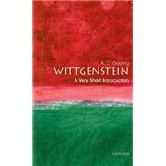 Wittgenstein: A Very Short Introduction by Grayling, A. C., 9780192854117